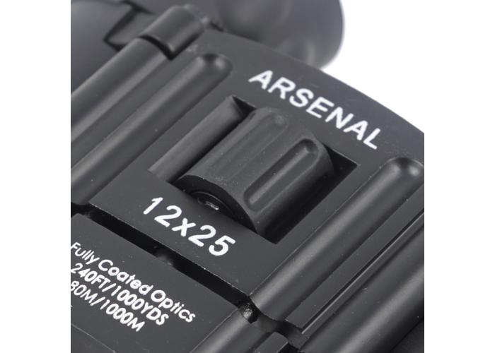 Бінокль Arsenal 12x25