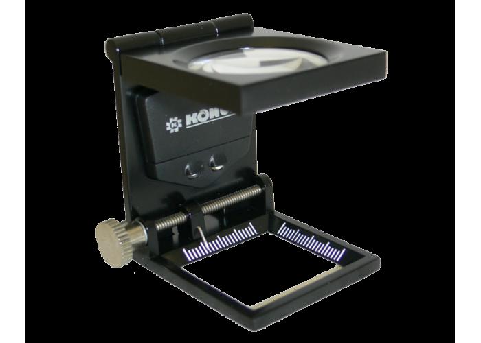 Лупа Konus Linen Tester 6x Light