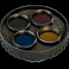 Набір світлофільтрів Arsenal LRGB для астроном / камер (блакитний, червоний, ІК, зелений), 1,25