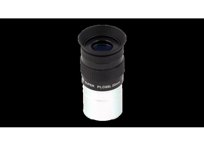 Окуляр GSO Plossl 20 мм, 52°, multi-layer coating, 1,25