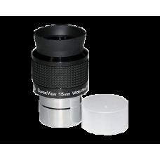 Окуляр GSO Super View 15 мм, 70°, multi-layer coating, 1,25