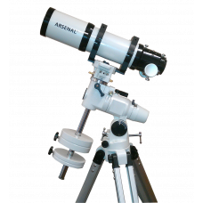 Телескоп Arsenal 80/560, EQ3-2, ED, з кейсом