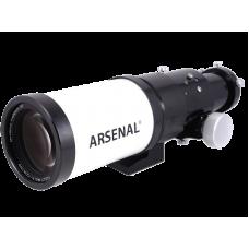 Труба оптична Arsenal 70/420, ED-рефрактор, з кейсом
