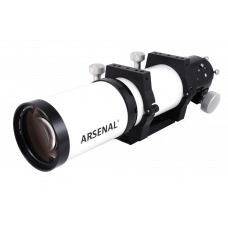 Труба оптична Arsenal 80/560, ED-рефрактор, з кейсом