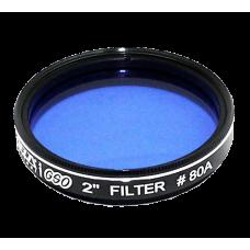 Фільтр Delta Optical-GSO синій # 80А 2