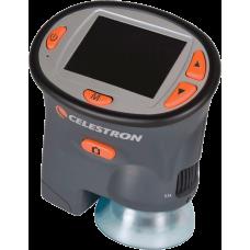 Мікроскоп Celestron CCD Handheld портативний з LCD-екраном