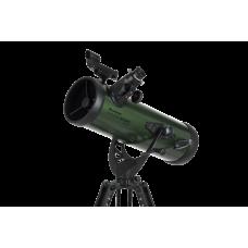 Телескоп Celestron ExploraScope 114 AZ, рефлектор Ньютона