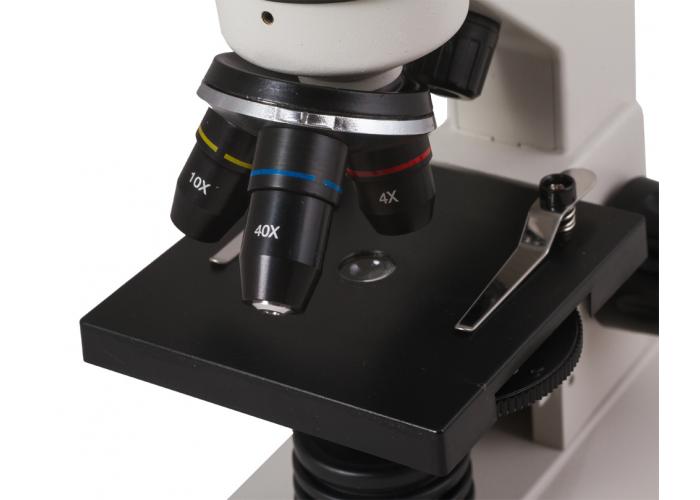 Микроскоп Levenhuk Rainbow 2L (5 цветов)