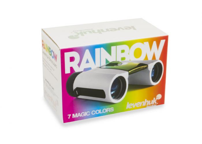 Бинокль Levenhuk Rainbow 8x25 (8 цветов)