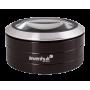 Лупа Levenhuk Zeno 900, 5x, 75 мм, 3 LED, металл