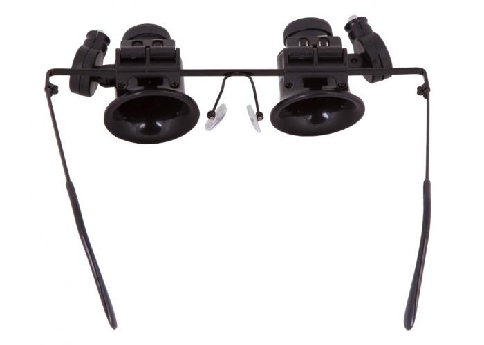 Лупа-окуляри Levenhuk Zeno Vizor G2