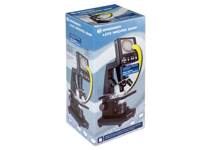 Микроскоп Bresser LCD 50x–2000x