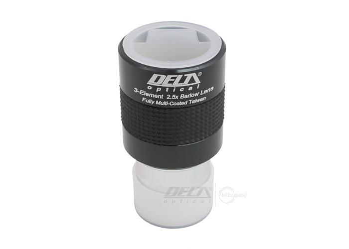 """Линза Барлоу Delta Optical-GSO 2.5-x 1.25"""""""