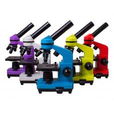 Мікроскоп Levenhuk Rainbow 2L (5 кольорів)