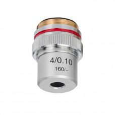 Об'єктив SIGETA Achromatic 4x / 0.10