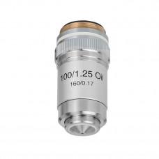 Об'єктив SIGETA Achromatic 100x / 1.25 OIL
