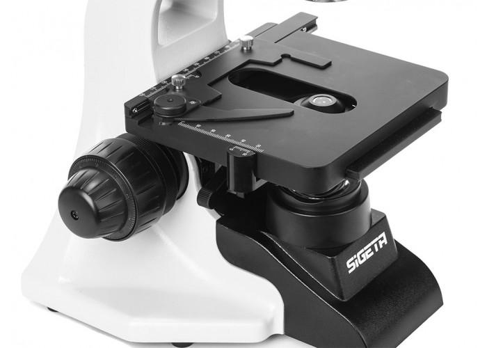 Мікроскоп SIGETA MB-502 40x-1600x LED Bino Plan-Achromatic