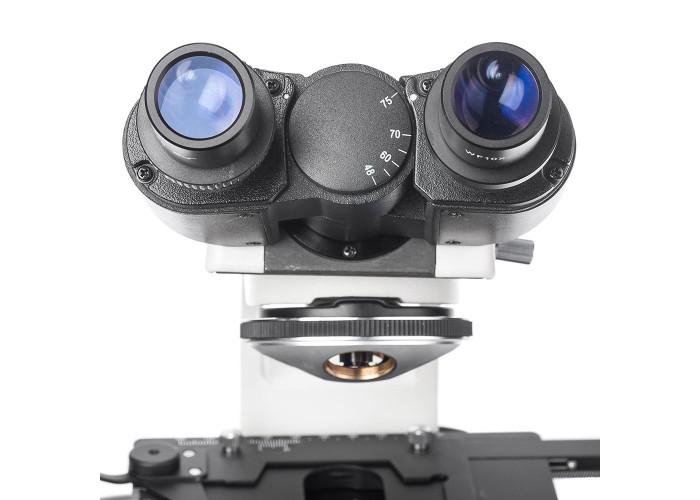 Мікроскоп SIGETA MB-505 40x-1600x LED Trino Plan-Achromatic