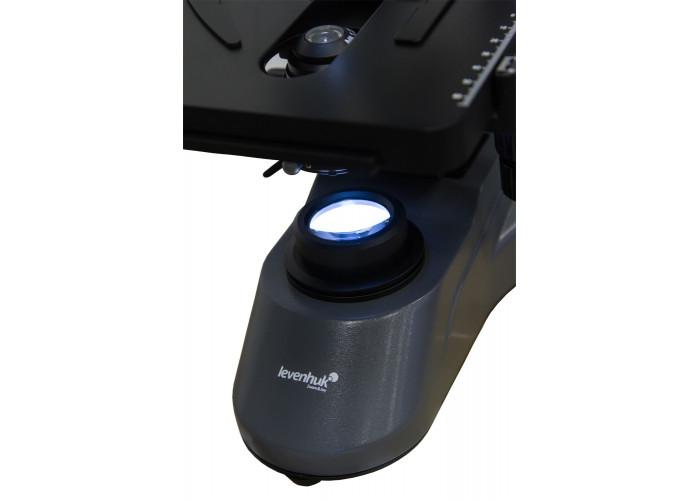 Мікроскоп Levenhuk 700M, монокулярний