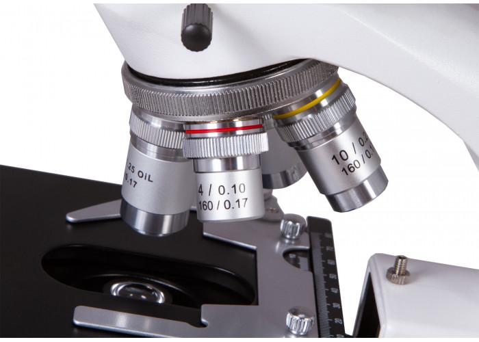 Микроскоп Levenhuk MED 10B