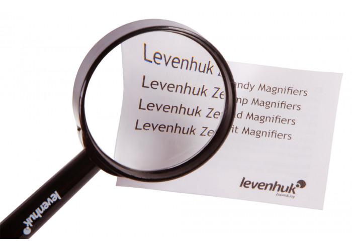 Лупа ручна Levenhuk Zeno Handy ZH3, 5x, 50mm