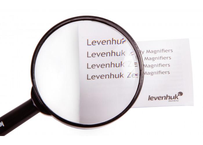 Лупа ручная Levenhuk Zeno Handy ZH5, 5x, 65mm