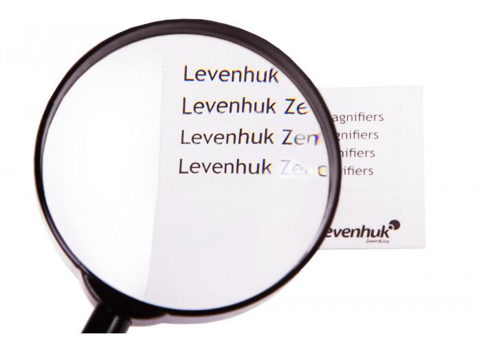 Лупа ручна Levenhuk Zeno Handy ZH7, 3x, 75mm