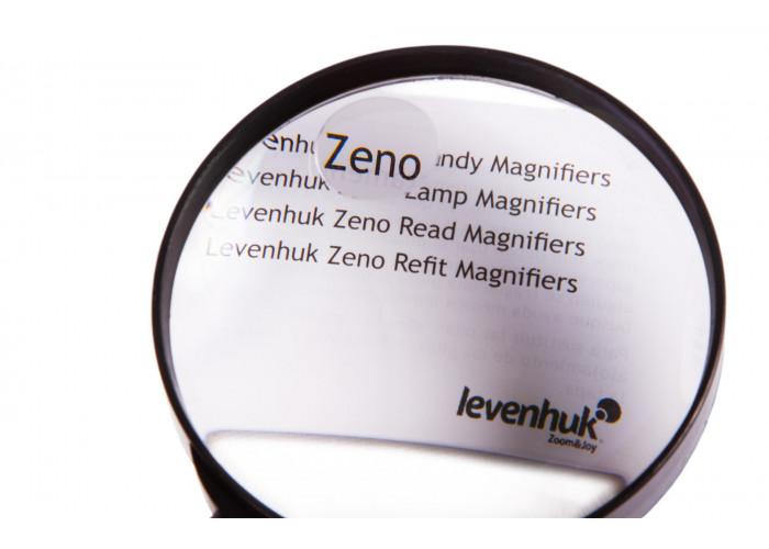 Лупа ручная Levenhuk Zeno Handy ZH9, 2/6x, 90/21mm