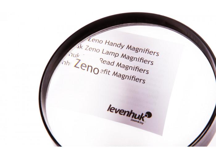 Лупа ручна Levenhuk Zeno Handy ZH11, 2 / 4x, 100 / 20mm