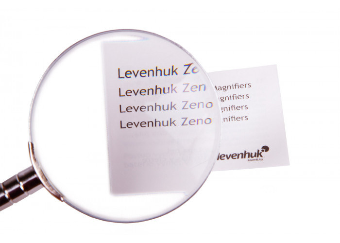 Лупа ручна Levenhuk Zeno Handy ZH23, 3x, 75mm