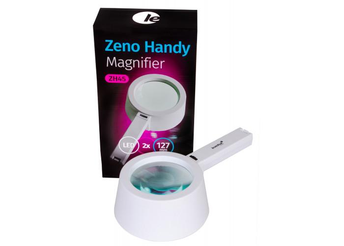 Лупа ручна Levenhuk Zeno Handy ZH45, 2x, 127mm