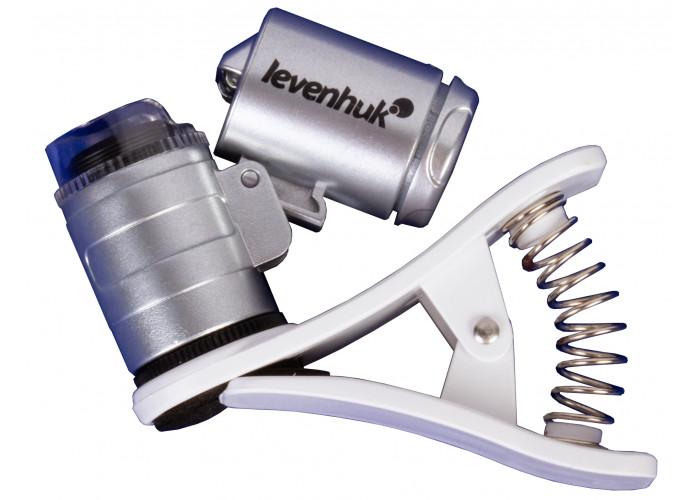 Микроскоп карманный Levenhuk Zeno Cash ZC4 60x