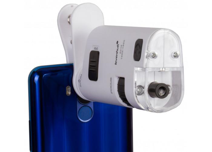 Мікроскоп кишеньковий Levenhuk Zeno Cash ZC16 100x-150x
