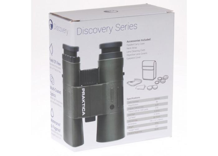 Бінокль Praktica Discovery 10x42 WP