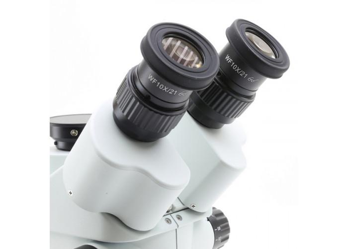 Мікроскоп Optika SLX-3 7x-45x Trino Stereo Zoom