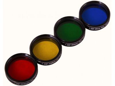 Как выбрать светофильтр для телескопа