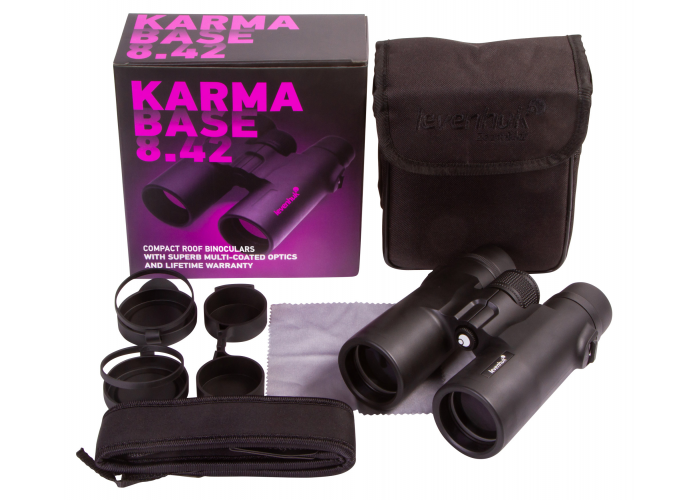 Бінокль Levenhuk Karma BASE 8x42