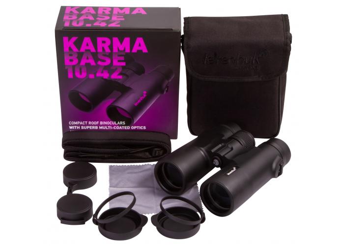 Бінокль Levenhuk Karma BASE 10x42