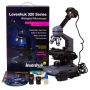 Микроскоп Levenhuk D320L PLUS, 3,1 Мпикс, монокулярный