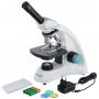 Мікроскоп Levenhuk 400M, монокулярний