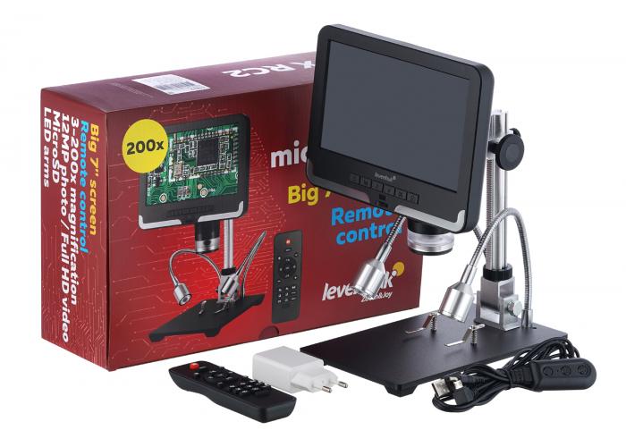 Мікроскоп Levenhuk DTX RC2