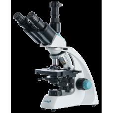 Мікроскоп Levenhuk 400T, тринокулярний