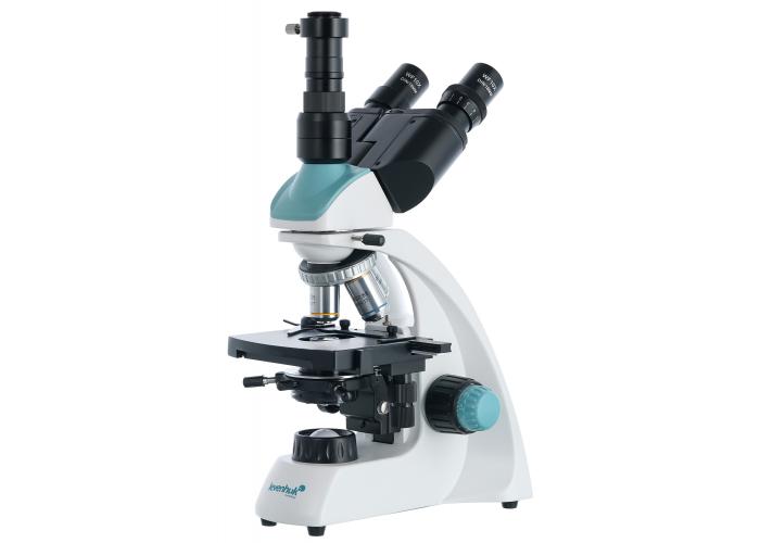 Микроскоп Levenhuk 400T, тринокулярный