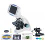 Мікроскоп цифровий Levenhuk D400 LCD