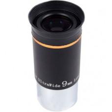 Окуляр Arsenal Ultra Wide 9 мм, 66 °, 1,25